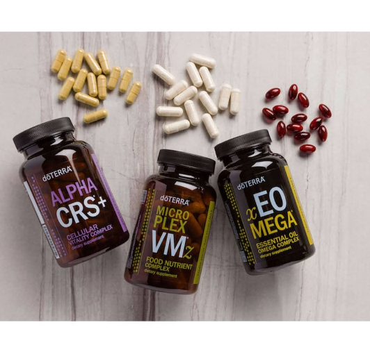 Doterra Lifelong Vitality Pack - LLV